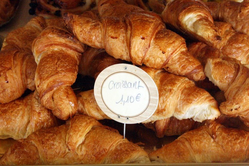25 cosas que hacer en París. Croissant