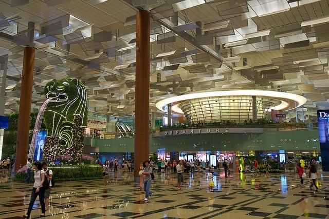 Aeroporto di Singapore