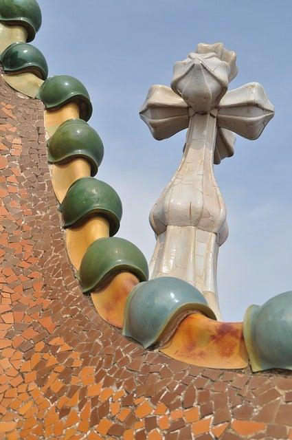 Sant Jordi en Cataluña. Espada