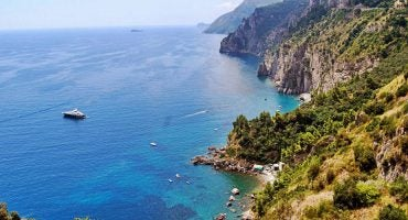 Las mejores playas de la Costa Amalfitana