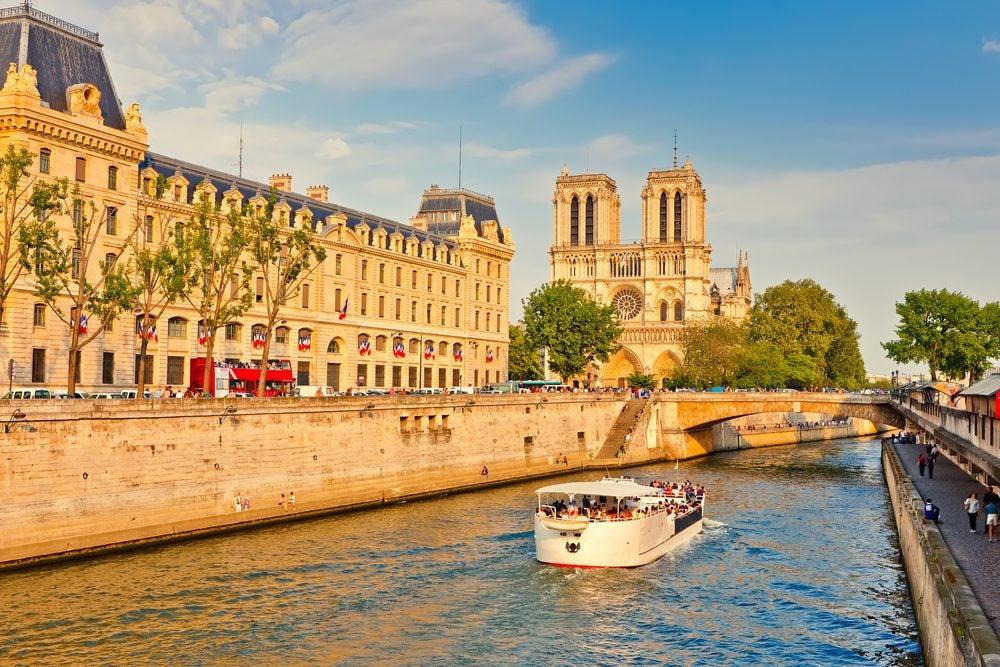 25 cosas que hacer en París. Sena