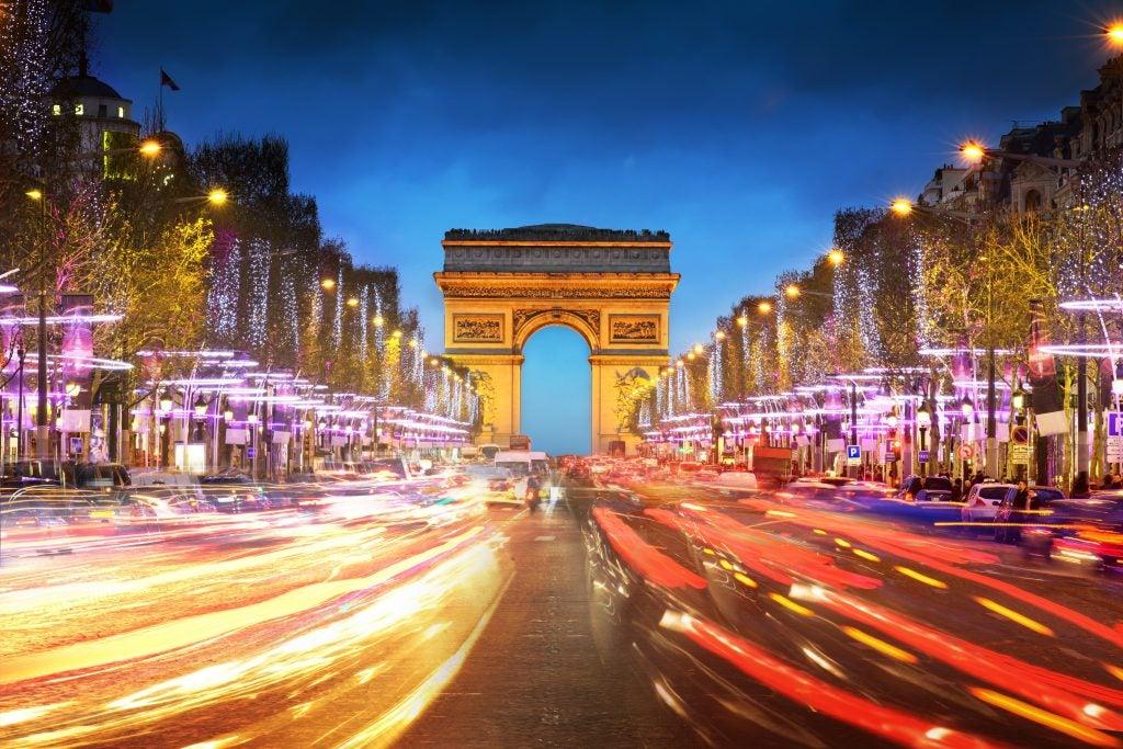 25 cosas que hacer en París. Arco de triunfo