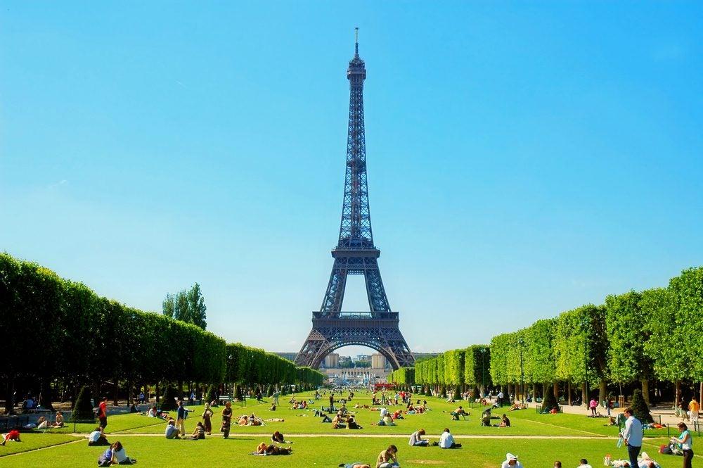 25 cosas que hacer en París. Campos Elíseos