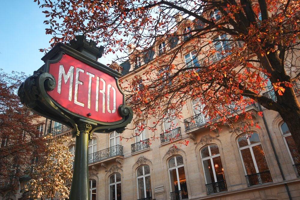 25 cosas que hacer en París. Metro