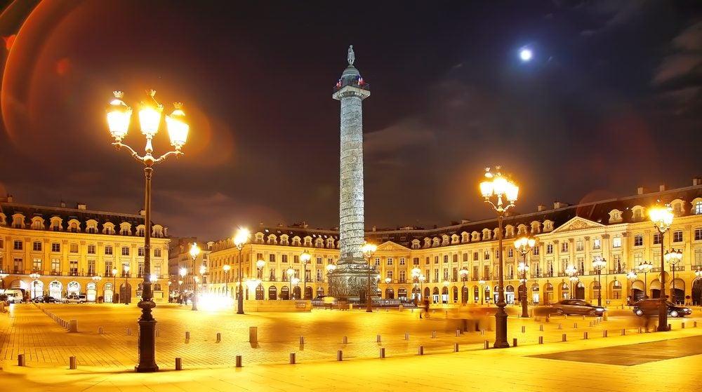 25 cosas que hacer en París. Plaza Vendome