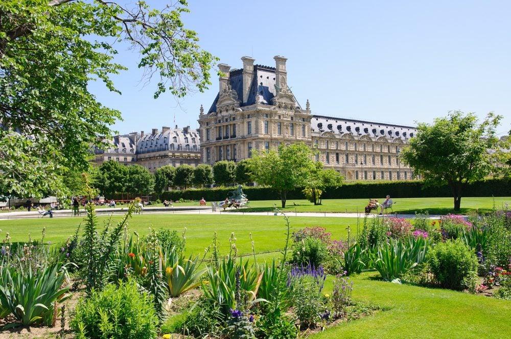 25 cosas que hacer en París. Tuileries