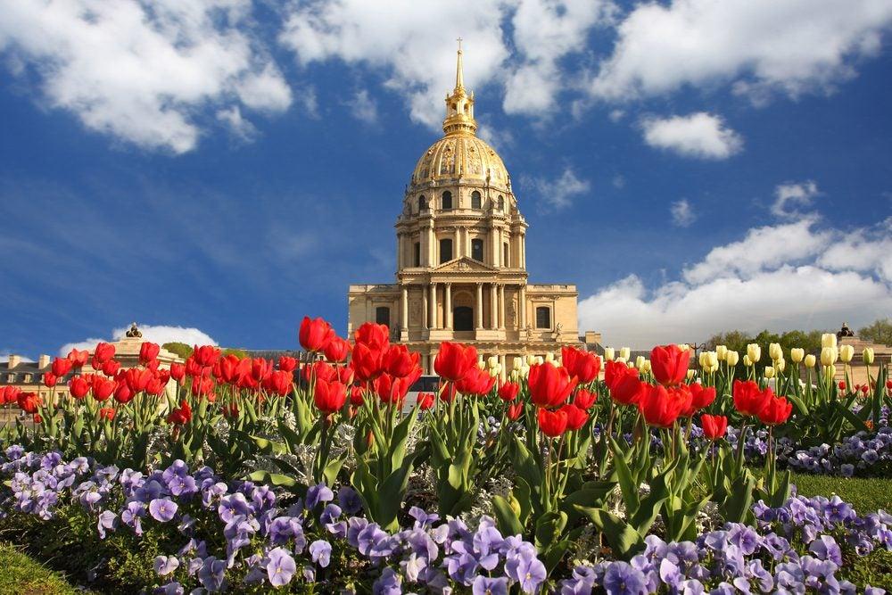 25 cosas que hacer en París. Los Inválidos