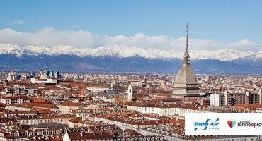 Gana un viaje para 2 a Turín, el palacio de los Alpes