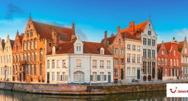 Gana un viaje a Flandes con la Twitter Party #FlandesMágica