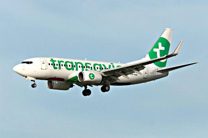 transavia check in online