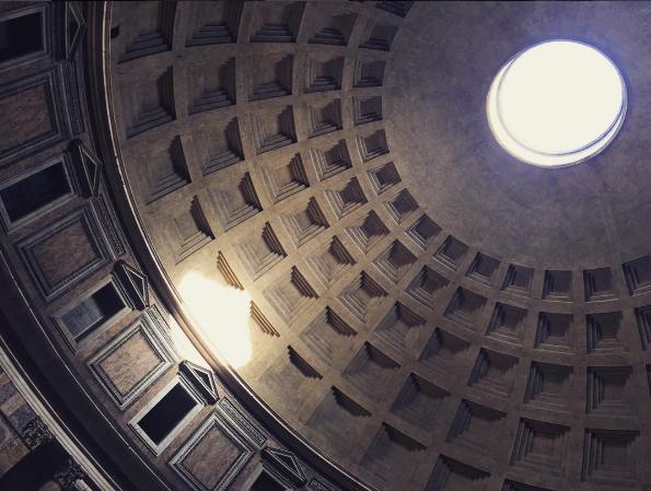 panteon - razones para viajar a Roma