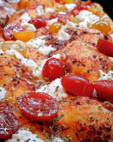 pizza al taglio en roma