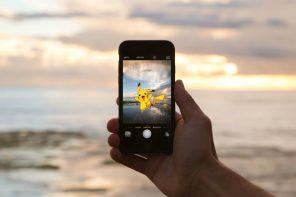 ¿Viajar para cazar Pokémon?