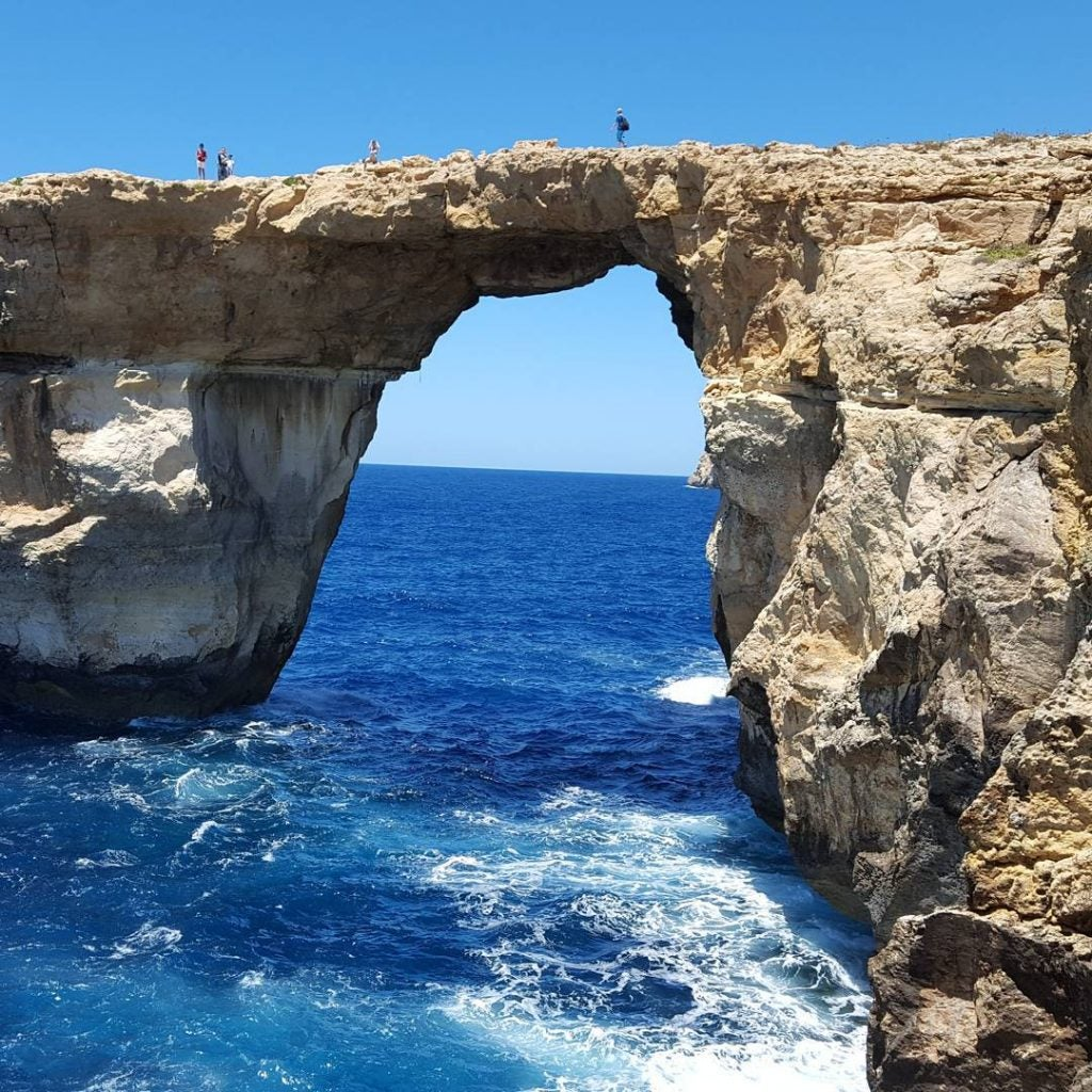azure window cose da fare a malta edreams blog di viaggi