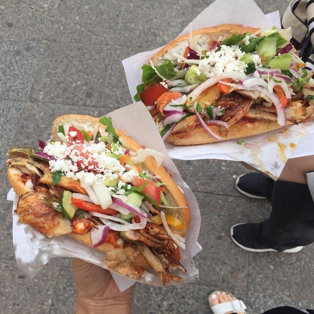 kebab en berlín
