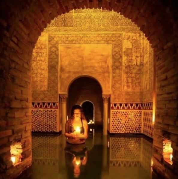 baños arabes granada