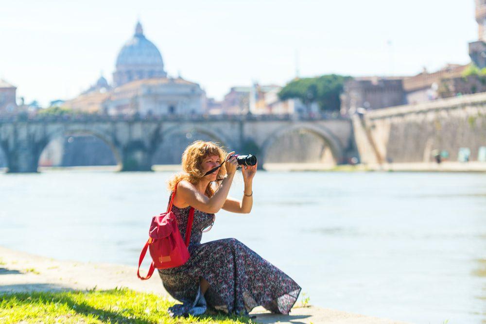 Río Tiber, Roma