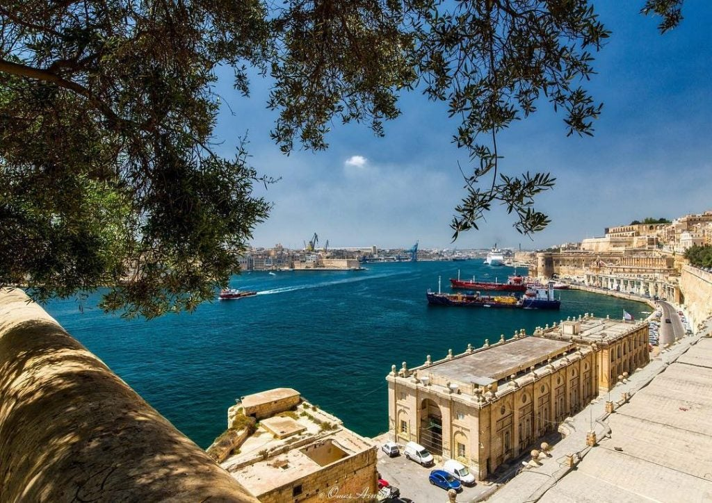 valletta waterfront en malta