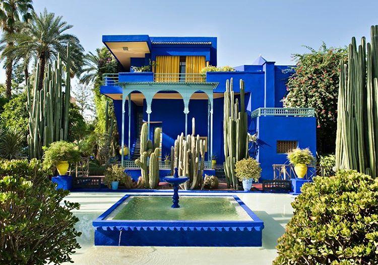 giardino majorelle marrakech cosa vedere edreams blog di viaggi