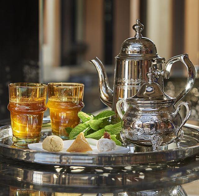 té con menta de marrakech