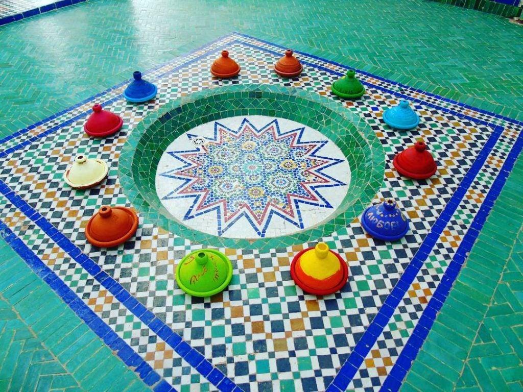 Museos de marrakech