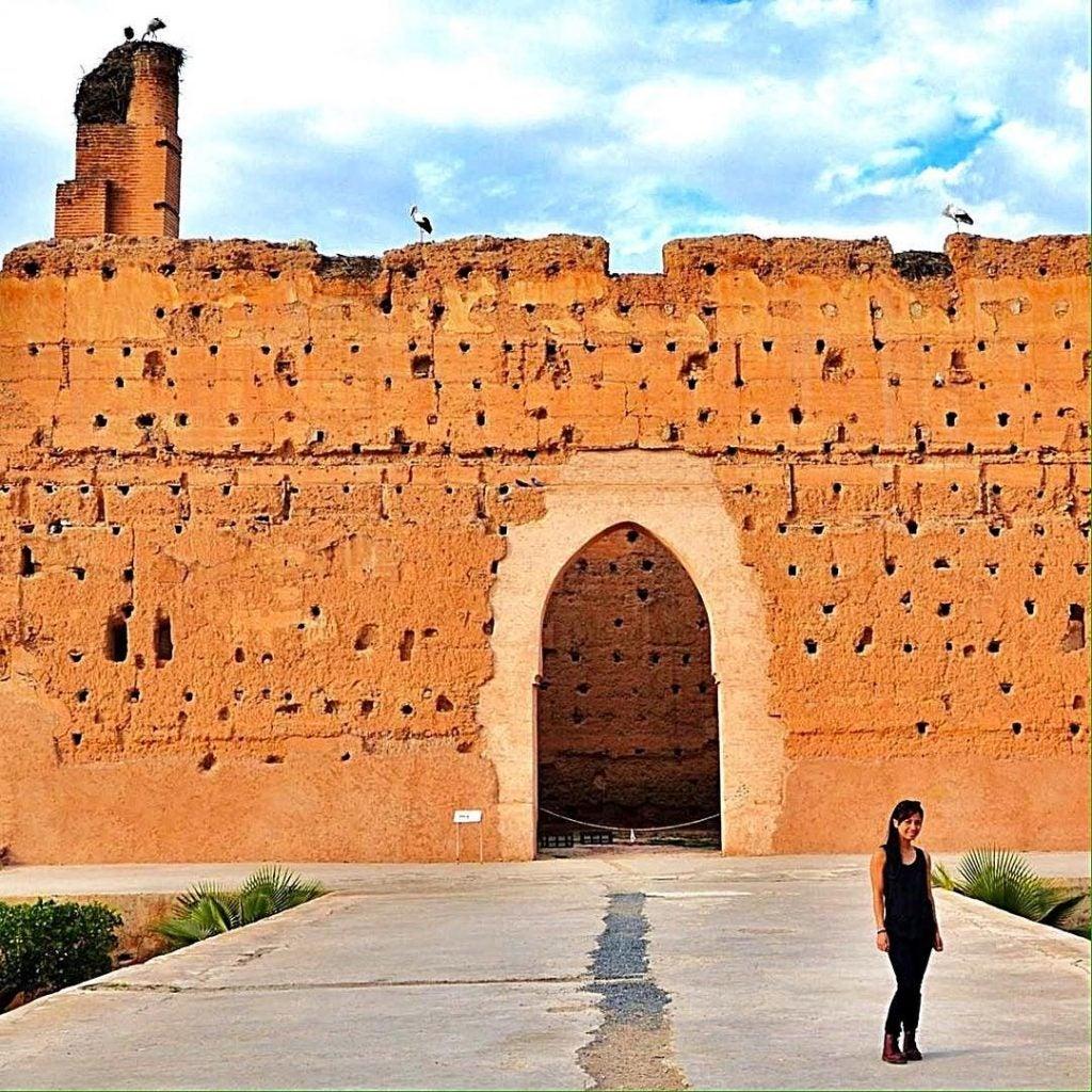 el badi marrakech cosa vedere edreams blog di viaggi