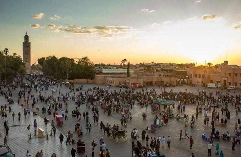 Yamaa el Fna - que ver en marrakech