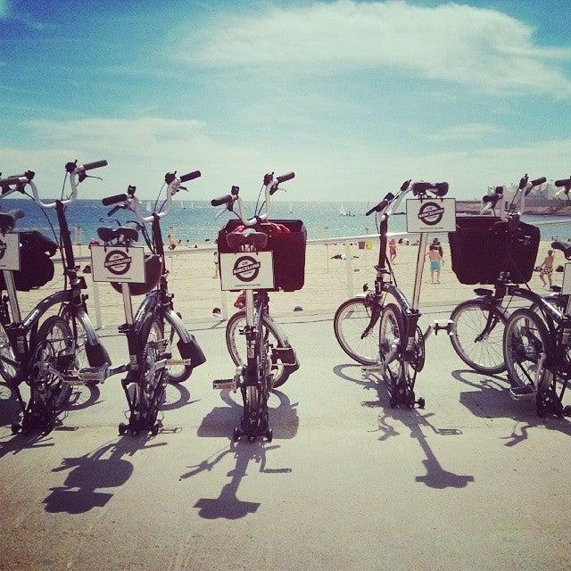 30 cosas que hacer en Barcelona. Tour en bici
