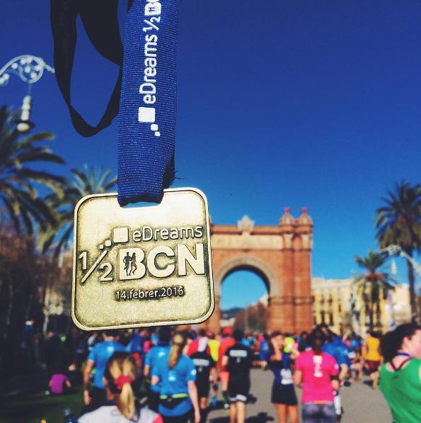 eDreams Mitja Marató de Barcelona. 30 actividades que hacer si visitas Barcelona