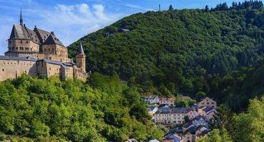 Gana un vuelo para 2 personas a Luxemburgo, el último Gran Ducado