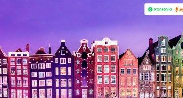 Gana un viaje a Holanda con nuestro concurso