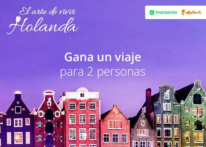 concurso el arte de vivir holanda edreams blog de viajes