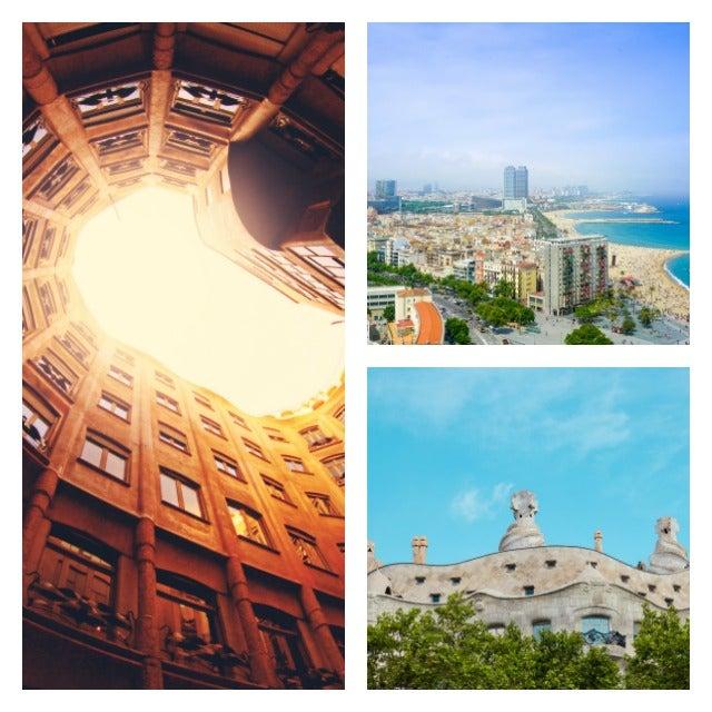 Barcelona - Top 10 Destinos 2016