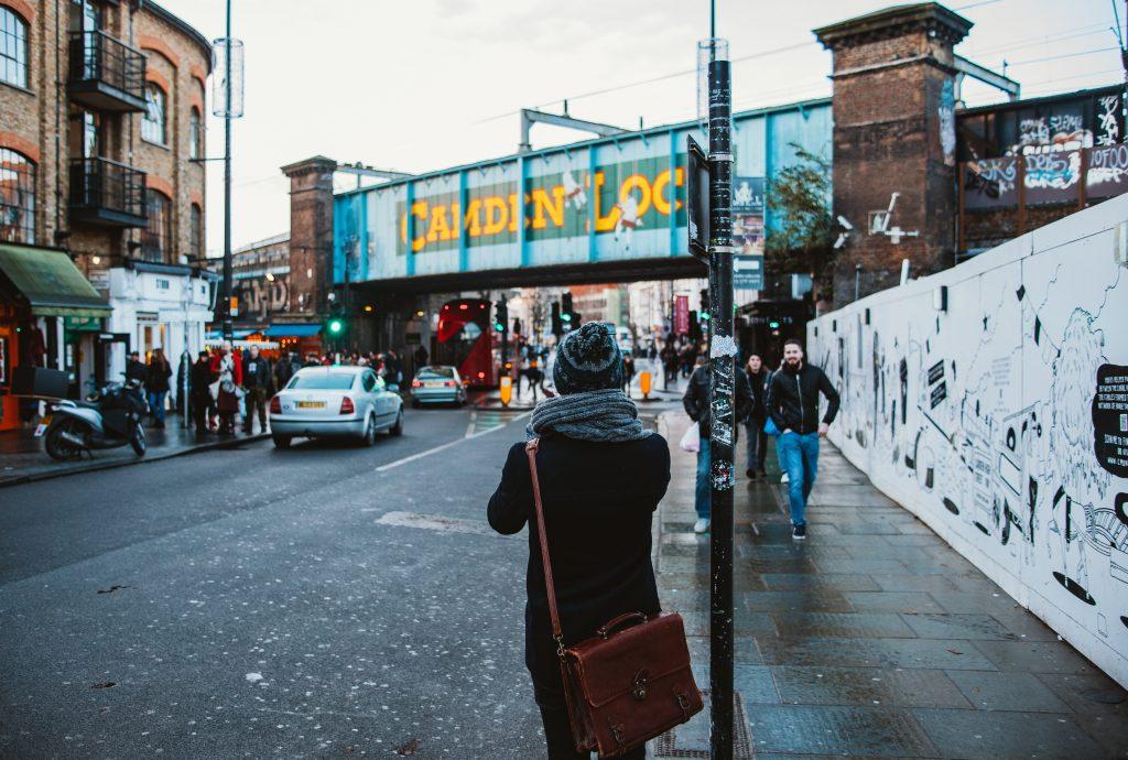 Camden Lock Londres