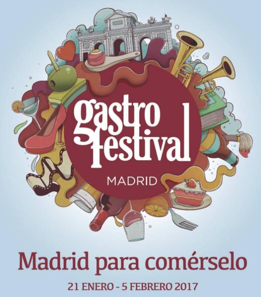 5 eventos culturales en España para este enero. Gastro Festival Madrid