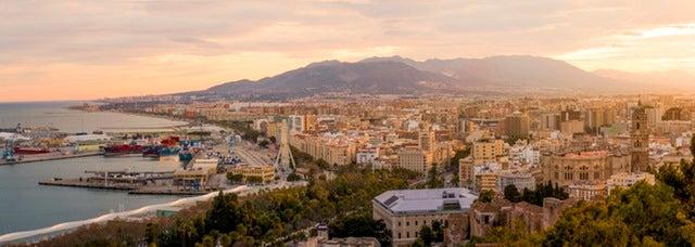 Málaga - Top 10 Destinos 2016