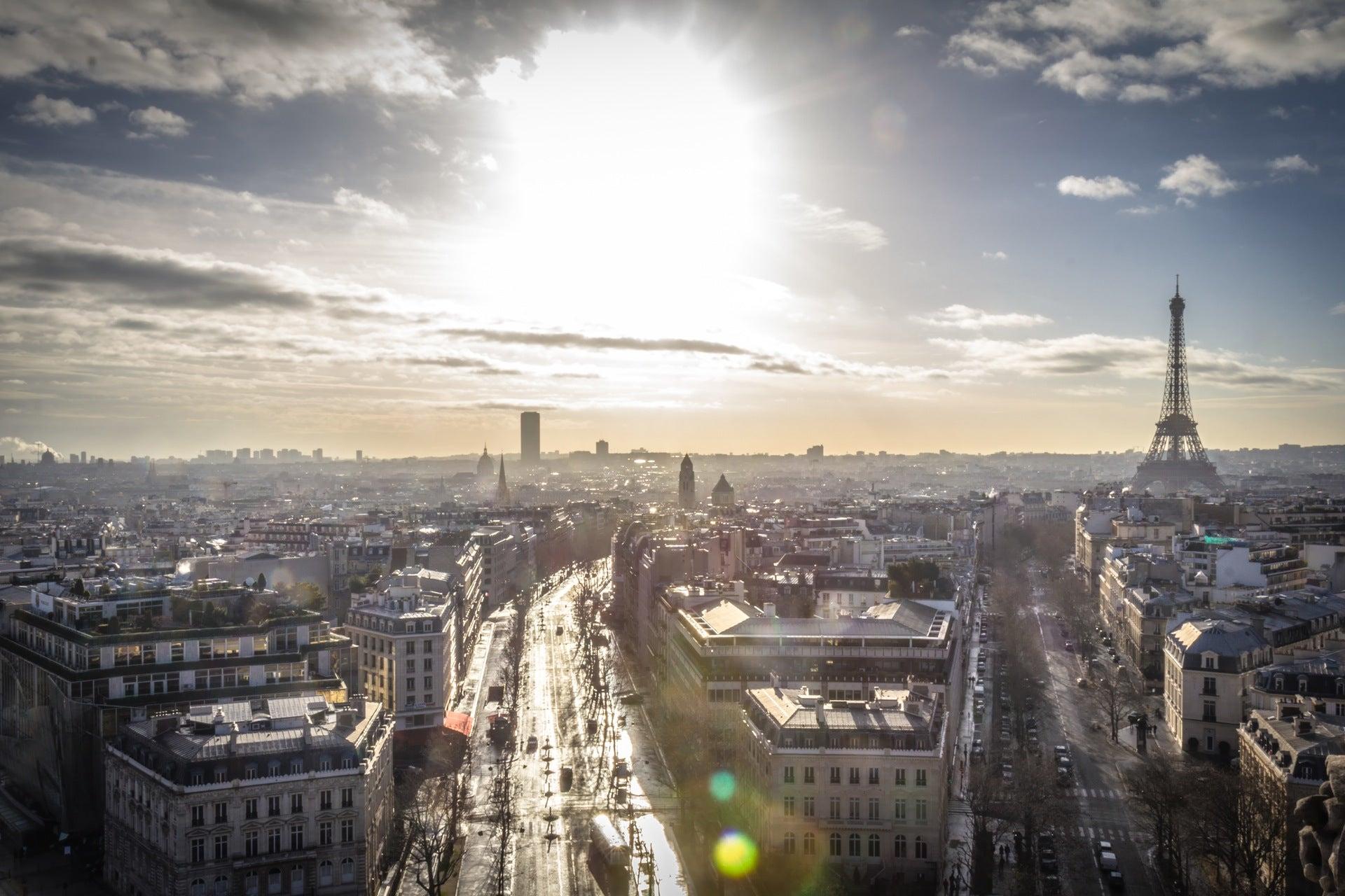 París - Top 10 Destinos 2016