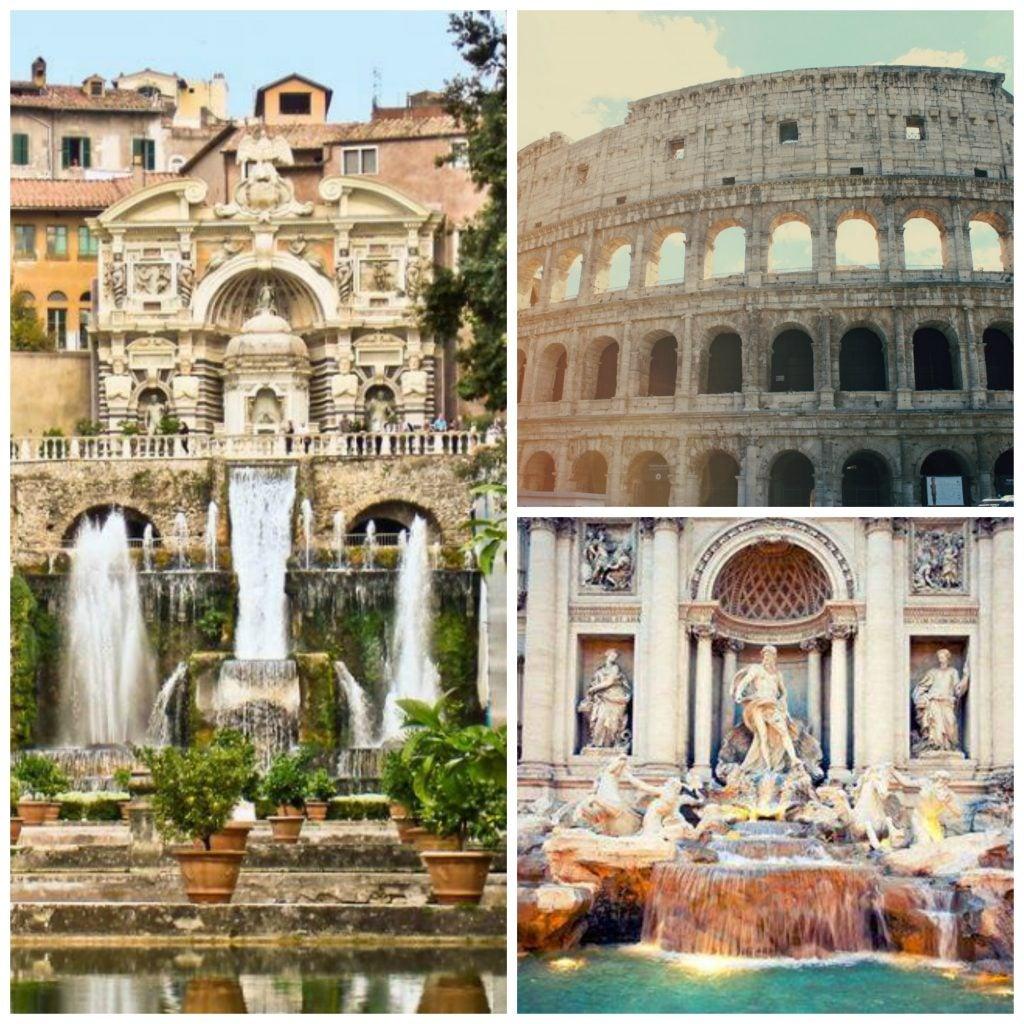 Roma - Top 10 Destinos 2016