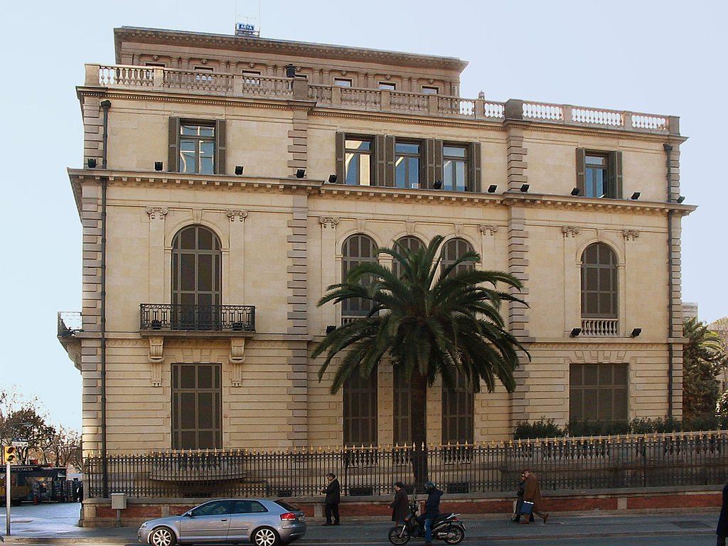 Palau Robert Barcelona