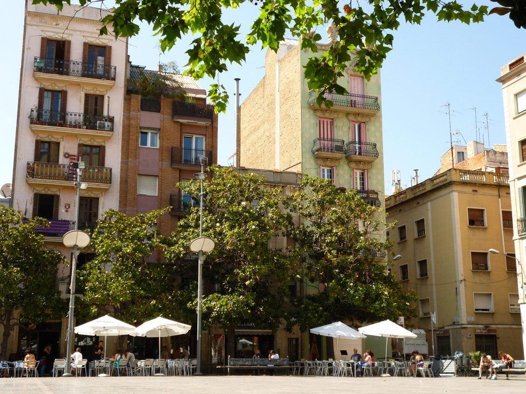 Plaza del Sol, Gracia Barcelona