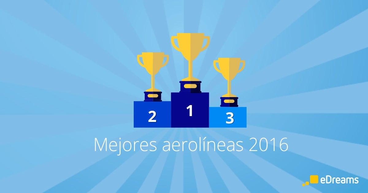 Las mejores aerolíneas del mundo 2016