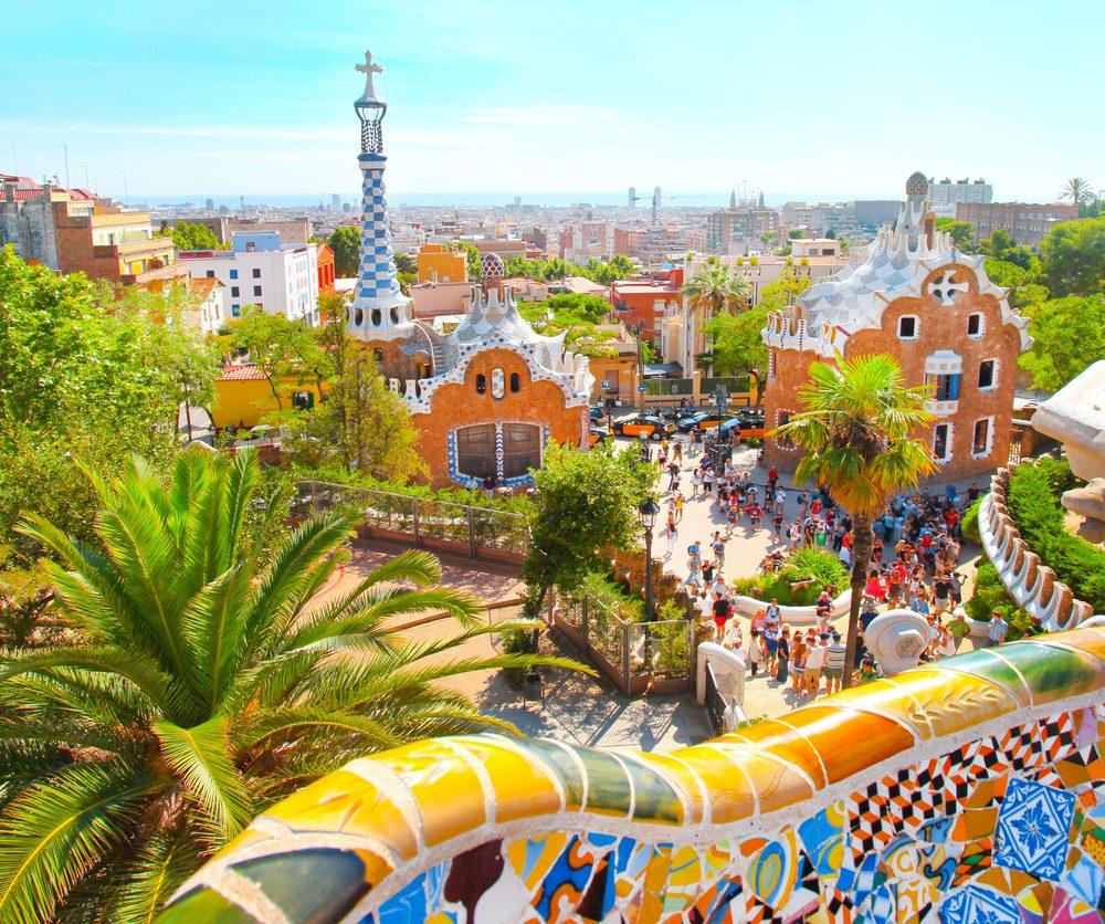 Parc Güell, atracciones de Barcelona