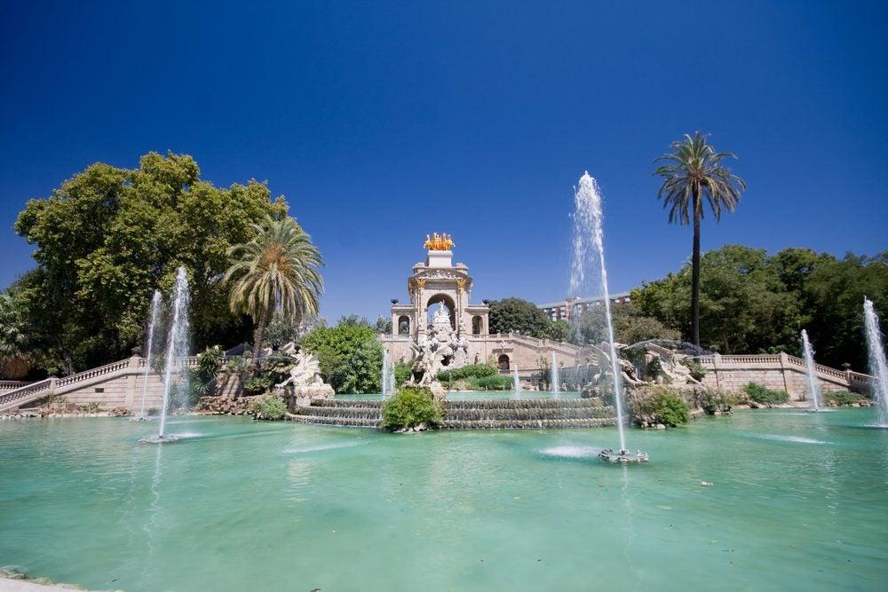Parque de la Ciutadella Barcelona