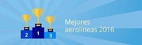 Mejores Aerolíneas