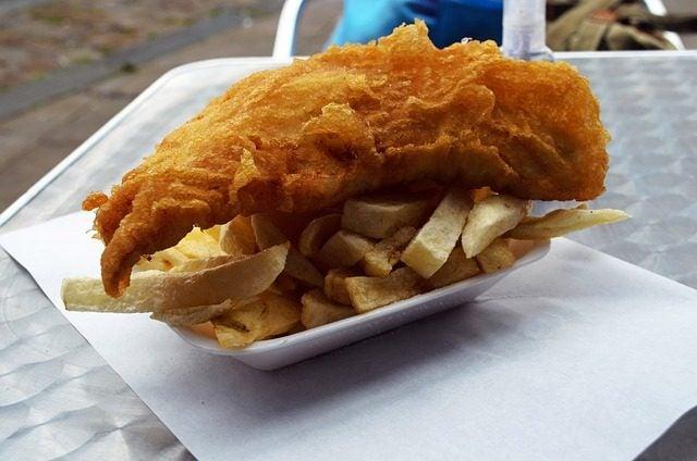 11 razones para viajar a Nueva Zelanda. Fish and Chips