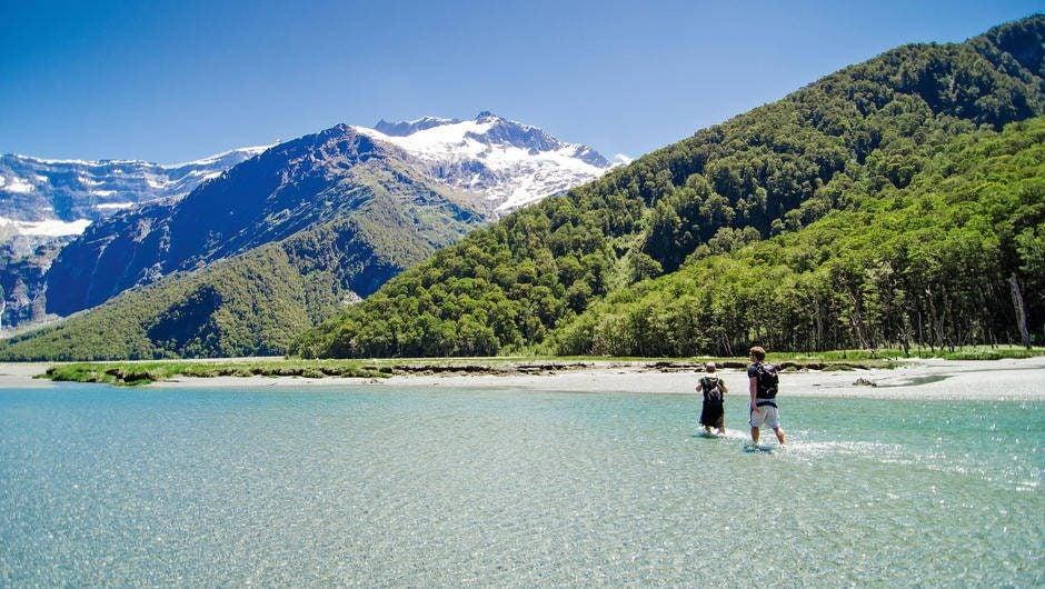 11 razones para viajar a Nueva Zelanda. Playas