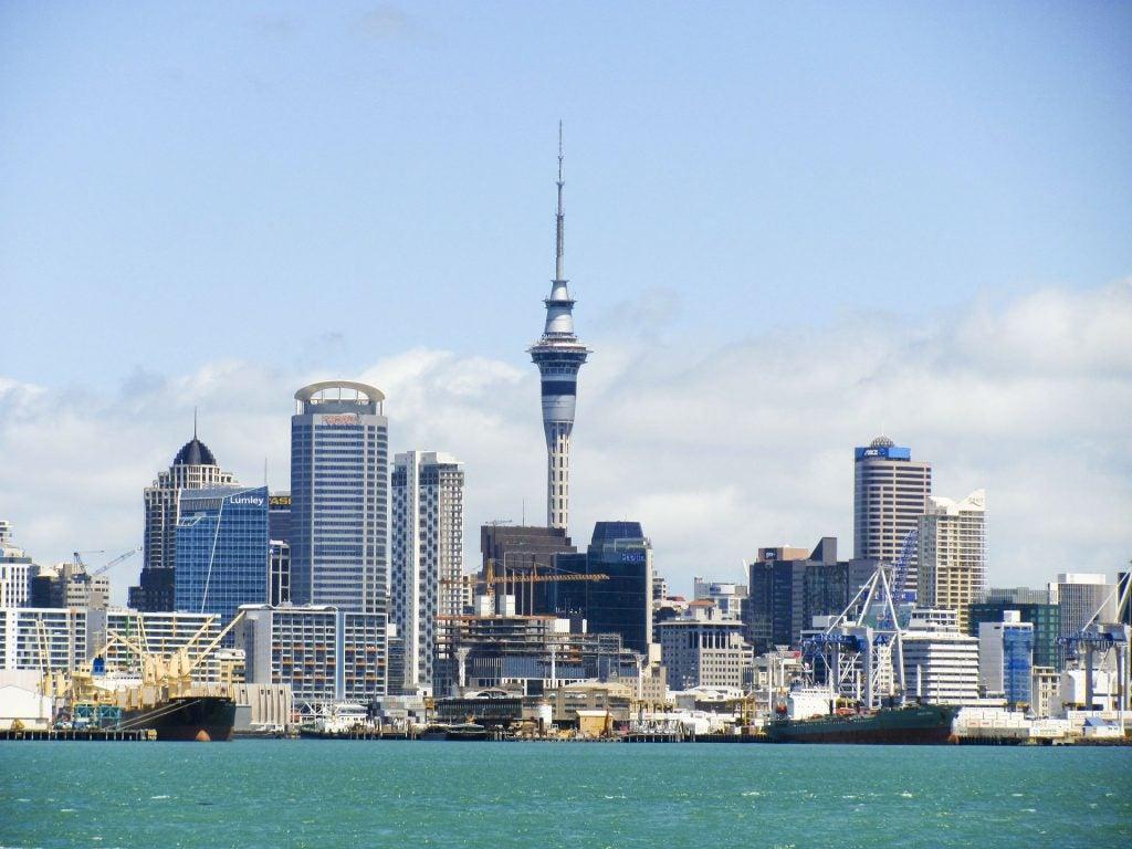 11 razones para viajar a Nueva Zelanda. Zonas urbanas