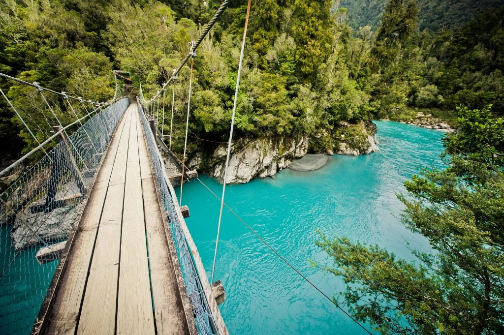 11 razones para viajar a Nueva Zelanda. Aventura