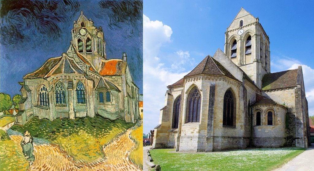 El pueblo que inspiró a Van Gogh