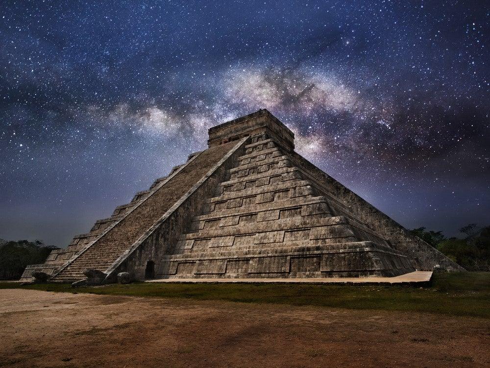 11 imprescindibles en México. Chichen itza